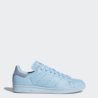 Tenis Stan Smith ICEY BLUE F17/ICEY BLUE F17/TACTILE BLUE S17 BZ0472
