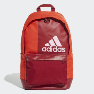 Classic Backpack Active Orange / Active Maroon / White DZ8277