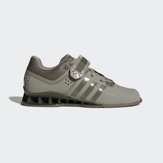 adiPower Weightlifting Shoes Trace Cargo/Trace Cargo/Gum 5 DA9874