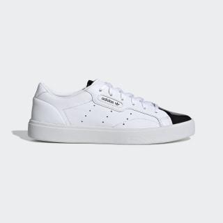 Tênis adidas Sleek Cloud White / Cloud White / Core Black EE4709