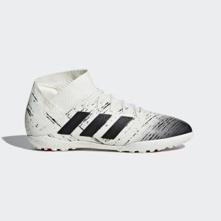 Футбольные бутсы Nemeziz Tango 18.3 TF off white / core black / active red CM8517