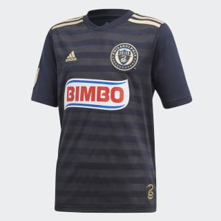 Philadelphia Union Home Jersey Night Navy / Night Grey / Light Football Gold CE3232