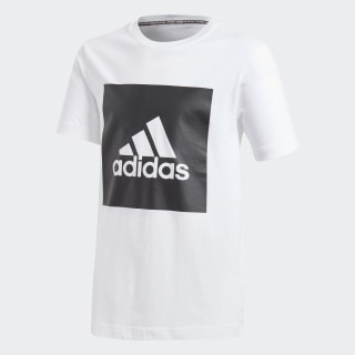 Camiseta Must Haves White / Black DV0785