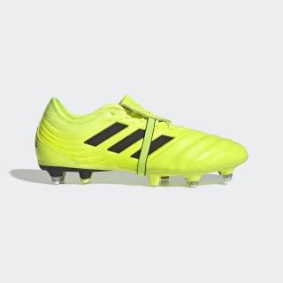 Scarpe da calcio Copa Gloro 19.2 Soft Ground Solar Yellow / Core Black / Solar Yellow EE8141