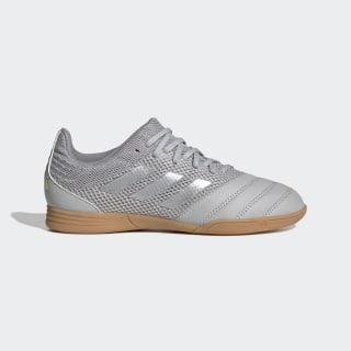Botas de Futebol Copa 20.3 Sala – Indoor Grey Two / Matte Silver / Grey Three EF8338
