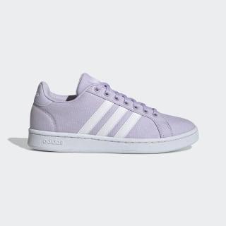 Кроссовки Grand Court Purple Tint / Cloud White / Cloud White EH1518