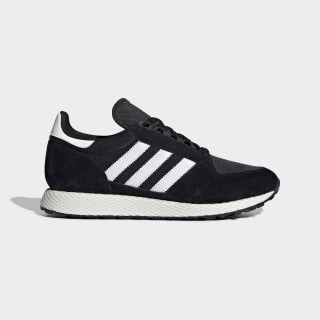 Forest Grove Shoes Core Black / Cloud White / Chalk White EE5834