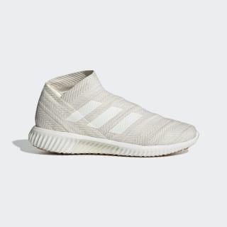 Zapatos de Fútbol Nemeziz Tango 18.1 Off White / Off White / Clear Brown BD7647