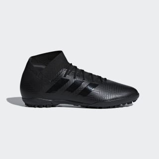 Zapatos de Fútbol Nemeziz Tango 18.3 Césped Artificial CORE BLACK/CORE BLACK/GREY FIVE DB2211