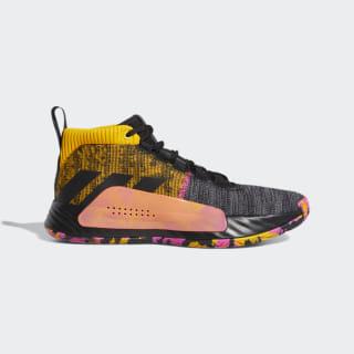Dame 5 Shoes Core Black / Shock Pink / Shock Pink EF9367