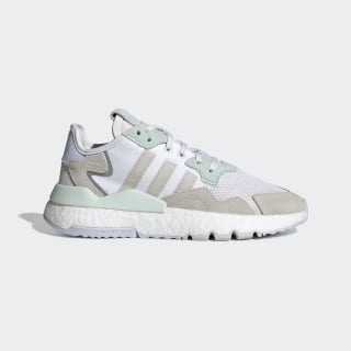 Nite Jogger Schuh Cloud White / Ice Mint / Aero Blue EG9197