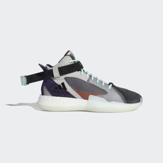 Posterize Shoes Carbon / Core Black / Silver Metallic EG6877