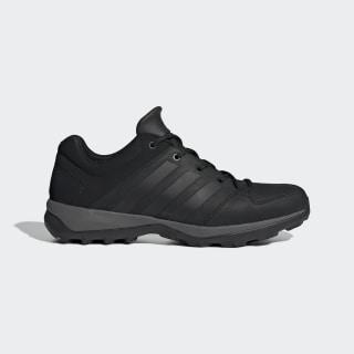 Terrex Daroga Plus Leather Hiking Shoes Core Black / Granite / Core Black B27271