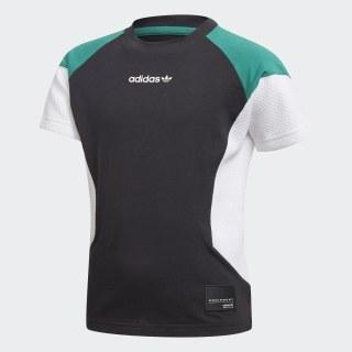 Camiseta EQT BLACK/WHITE/SUB GREEN D98872