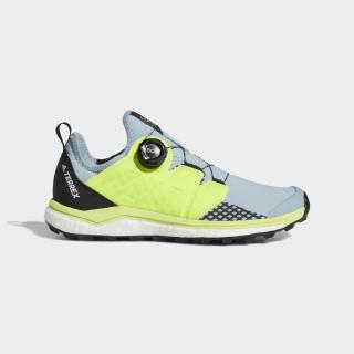 Terrex Agravic Boa Shoes Ash Grey / Solar Yellow / Core Black BC0541