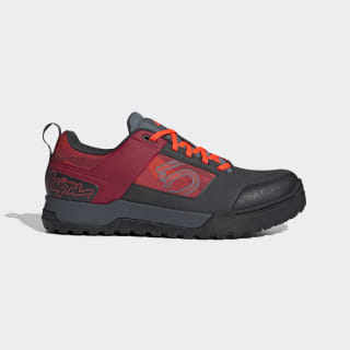 Sapatos de BTT Impact Pro TLD Five Ten Carbon / Strong Red / Solar Red EE9806