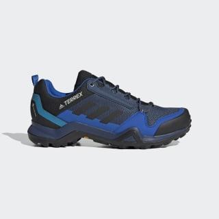 Chaussure de randonnée Terrex AX3 GORE-TEX Core Black / Core Black / Shock Cyan EG6163