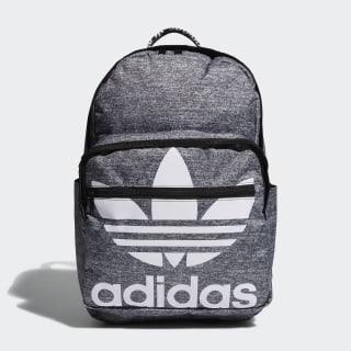 Trefoil Pocket Backpack Grey CL5495
