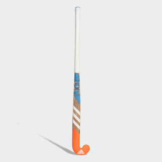 CB Wood Hockey Stick Multicolor / White / Solar Red CY1666