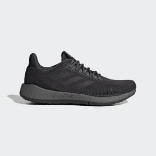 Chaussure Pulseboost HD Winter Carbon / Core Black / Grey Three EG6530