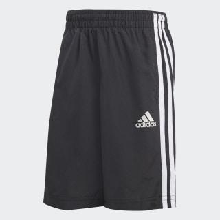Pantaloneta Extralarga BLACK/WHITE/WHITE DJ1522