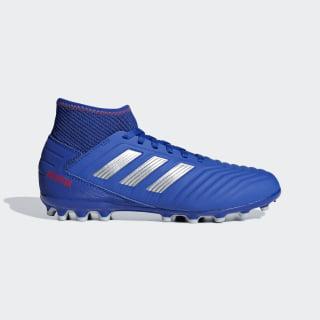 Predator 19.3 Artificial Grass Boots Bold Blue / Silver Met. / Active Red D98006