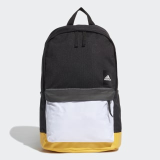 Mochila Clas Pocket black/active gold/white DZ8256