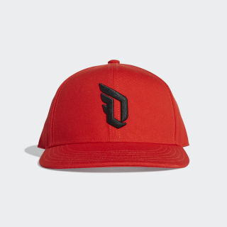 Dame Cap Active Red / Black / Black DW4729