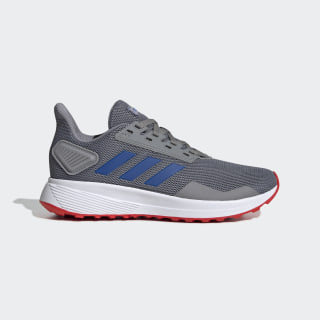 Tenis Duramo 9 GREY THREE F17/blue/active red EE6924