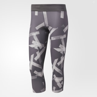Mallas Response Three-Quarter GREY FIVE F17/GREY ONE F17 BS2718