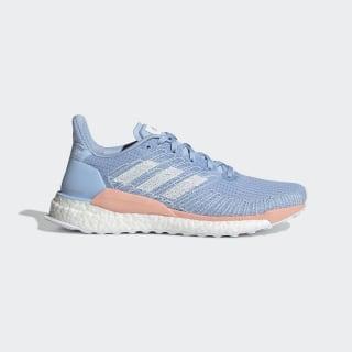 Кроссовки для бега SolarBoost 19 glow blue / blue tint s18 / glow pink G28034