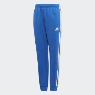 Брюки Must Haves 3-Stripes Blue / White FM6455