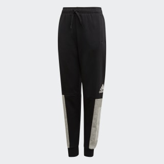 Pantalon Sport ID Black / Medium Grey Heather ED6517