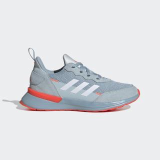 Кроссовки для бега RapidaRun Elite Ash Grey / Cloud White / Solar Red FV5050