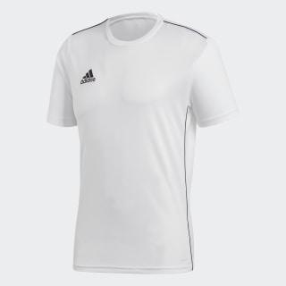 Koszulka treningowa Core 18 White / Black CV3453