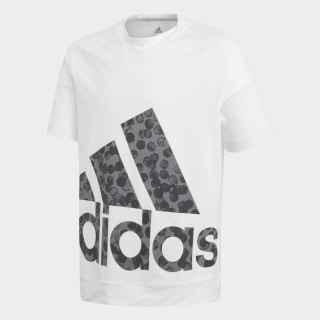 YG TR ST TEE White / Grey / Black ED6310