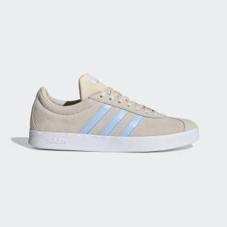 Tênis Vl Court 20 W linen/glow blue/ftwr white EE6787