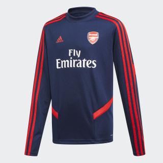 Arsenal Training Top Collegiate Navy / Scarlet EI5731