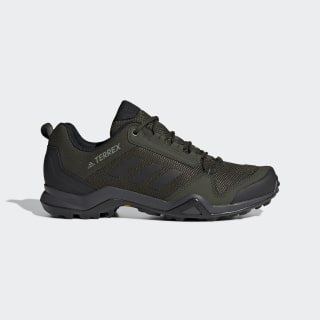 Terrex AX3 Shoes Night Cargo / Core Black / Raw Khaki BC0526