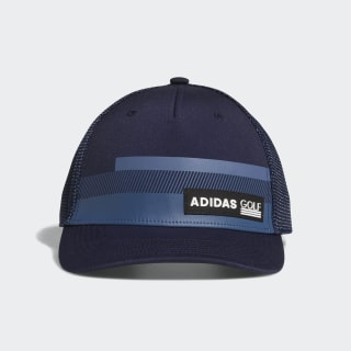 Stripe Trucker Hat Collegiate Navy CZ8911