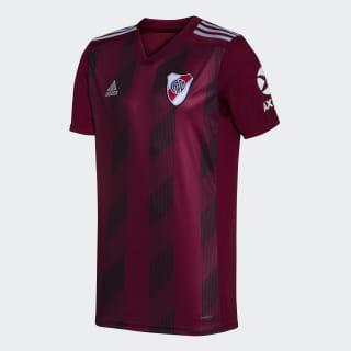Camiseta Uniforme de Visitante River Plate Noble Maroon / Clear Onix DX5931