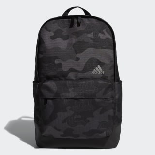 Classic Allover Print Backpack Grey / Grey Six / Black FM6896