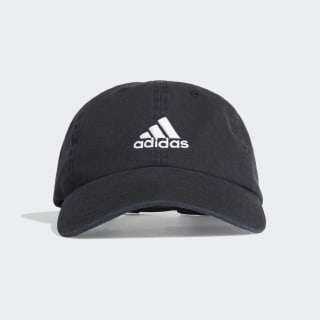 Dad Cap Black / Black / White FK3189