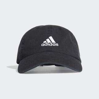Dad Şapka Black / Black / White FK3189