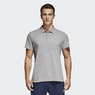 Camisa Polo Básica Essentials Medium Grey Heather S98750