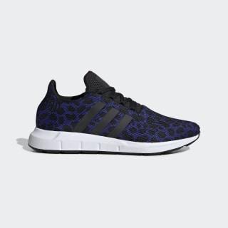 Zapatillas SWIFT RUN W active blue / core black / carbon CG6143