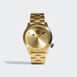 Cypher_M1_SST Watch Collegiate Gold / Black EW8130