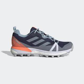Terrex Skychaser LT GORE-TEX Hiking Shoes Tech Indigo / Dash Grey / Signal Coral EF3352