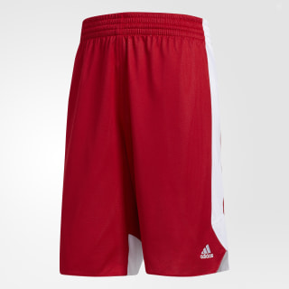 Shorts Reversible Crazy Explosive POWER RED/WHITE CD8678