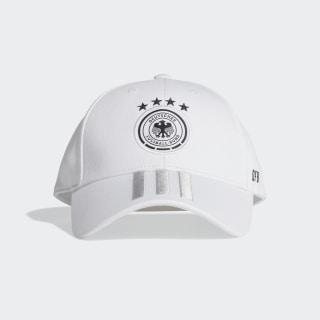 Germany Baseball Cap White / Light Solid Grey / Black FJ0826